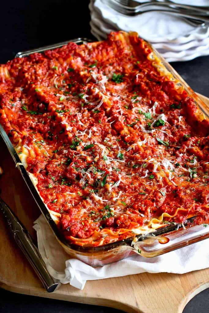 Best Ground Turkey Lasagna