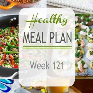 Get down to business with some serious healthy cooking with the help of this week's healthy meal plan. Entrees and side dish suggestions for each day of the week. | Meal Plan | Dinner | Meal Prep #mealplanning #mealprep #healthydinners