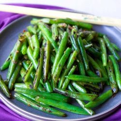 Spicy Green Bean Stir Fry Recipe