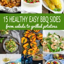 15 Healthy Easy BBQ Sides