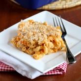 Light(er) Sweet Potato Mac 'n Cheese Recipe
