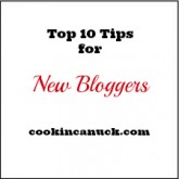Top 10 Tips for New Bloggers + 5 Years of Blogging