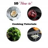 "10 Helpful ""How to"" Cooking Tutorials"