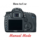 How to Use Manual Mode on Your Camera {Adobe Giveaway}